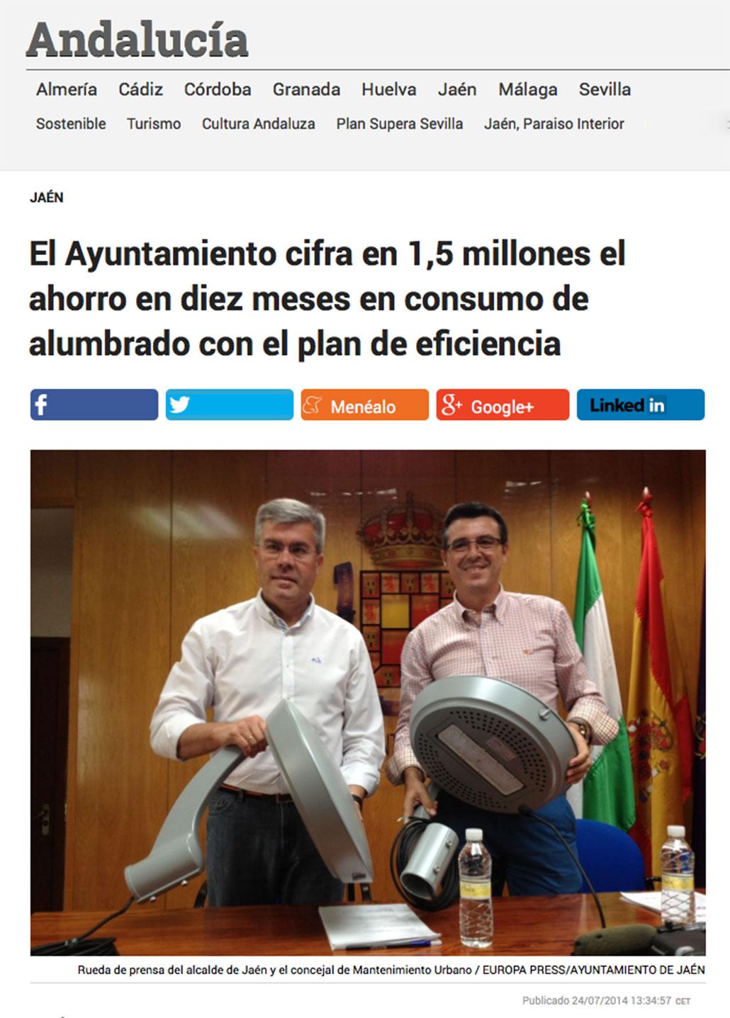 Periodico Andalucía