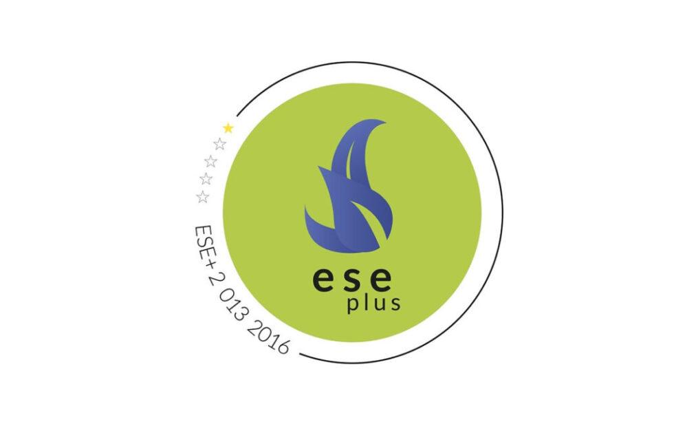 alisea esco ese sello anese recibe control receives seal specialising regulation accredits certification energy lighting